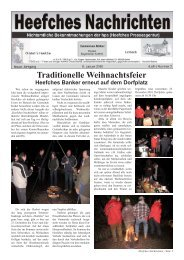 Nr. 2 vom 6. Januar 2010 - Marx, Ruge und Holzhauser