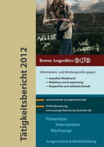 klicken (3MB PDF) - Bremer JungenBüro