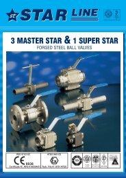 Master Star No. 3 - 3P - Global Supply Line