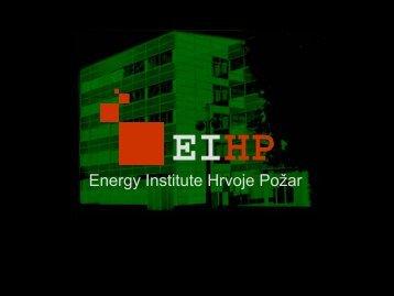 Potencijali obnovljivih izvora energije u Hrvatskoj - repam