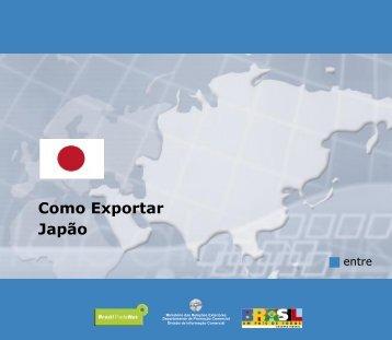 Como Exportar Japão