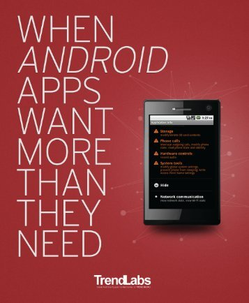 In this ebook (PDF) - Trend Micro