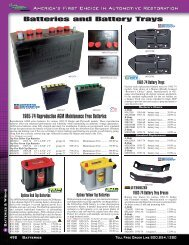 Batteries And Battery Trays - Managed Hosting provided by ...