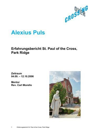 Download als PDF - CrossingOver