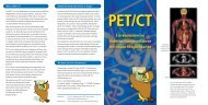 Was ist PET/CT? - Deutsche Gesellschaft für Nuklearmedizin