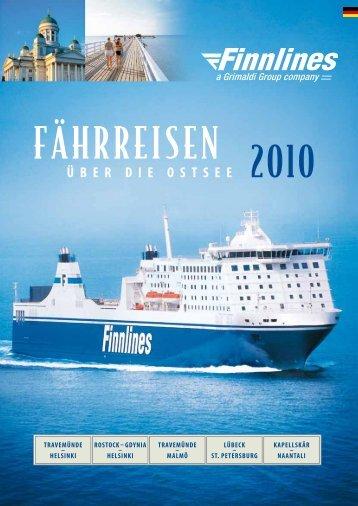 ÜBER DIE OSTSEE 2010 - TourFinland