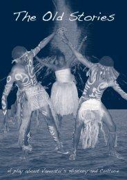 Old Stories - the History of Vanuatu - Wan Smolbag Theatre