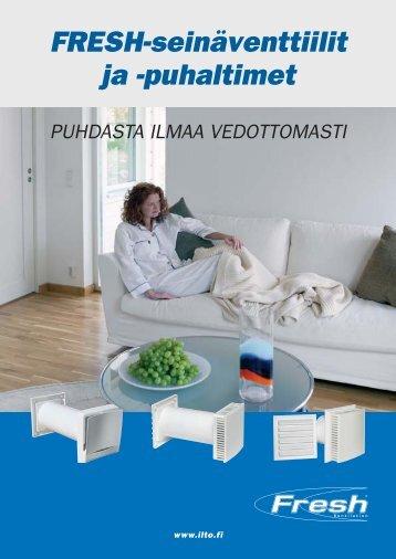 Fresh -Esite - Netrauta.fi