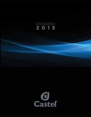 Catalogo Castel 2015