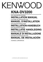 KNA-DV3200 - Kenwood