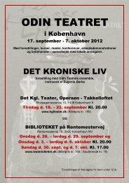 udskriv - Odin Teatret