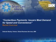"""""""Contactless Payments: Issuers Meet Demand for Speed and ..."""