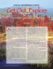 Wildlife Management Areas - New Hampshire Fish and Game ...