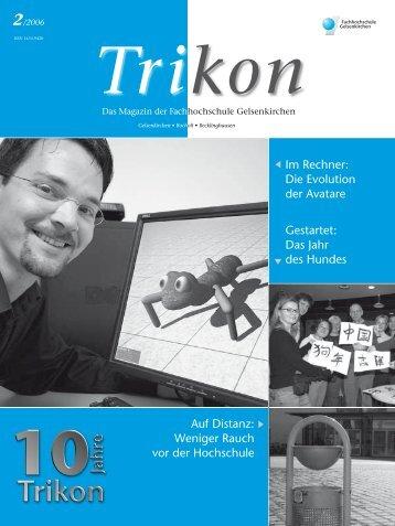 Ausgabe 2/2006 - TRIKON