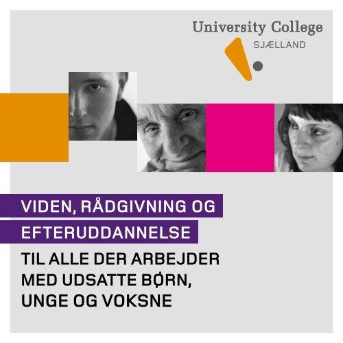 unge og Voksne - University College Sjælland