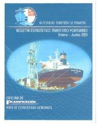 índice de cuadros - Autoridad Marítima de Panamá