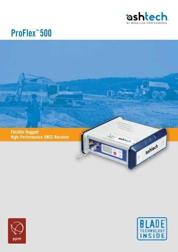 ProFlex™ 500 - ppm GmbH