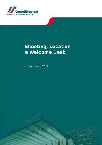Listino Prezzi 2012 (.pdf 912 KB ) - Grandi Stazioni S.p.A.