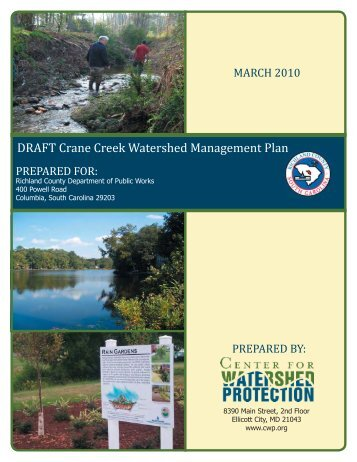 Crane Creek - Richland County