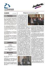 5/2009 - Bauindustrieverband Niedersachsen-Bremen
