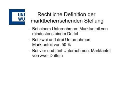 Kapitel 6 Formale Ableitung der individuellen Nachfragekurven für ...