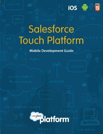 Salesforce Touch Platform - Bitpipe