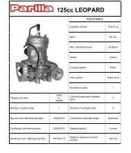 125cc LEOPARD - Finndrive