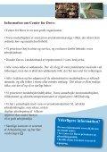 Når du skal bruge tolk på uddannelsen - Center for døve - Page 7