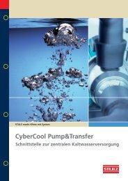 CyberCool Pump & Transfer Prospekt - Stulz GmbH