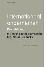 Internationaal ondernemen - Noordhoff Uitgevers