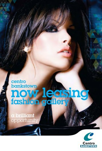 fashion gallery - Centro Properties Group