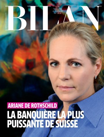 Interview exclusive de la Baronne Benjamin de Rothschild dans le ...