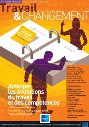 322 - Anticiper les évolutions du travail et des compétences - Anact