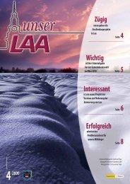 Wichtig Interessant Erfolgreich - Laa an der Thaya