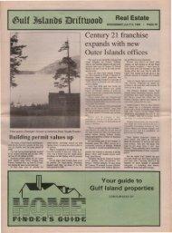 Real Estate - Salt Spring Island Archives