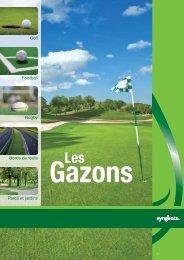 Guide des gazons - Syngenta
