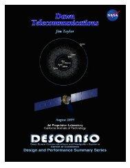 Article 13 Dawn Telecommunications - DESCANSO - NASA