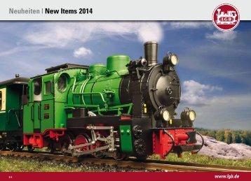 Neuheiten | New Items 2014 - Helmuts Hobby Specialties