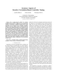 Accuracy Aspects of Iterative Correlation-Based Controller Tuning