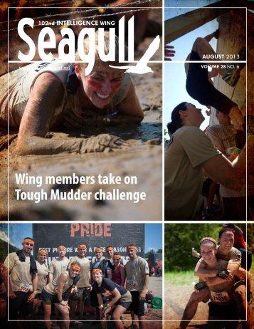 Wing members take on Tough Mudder challenge - 102nd ...