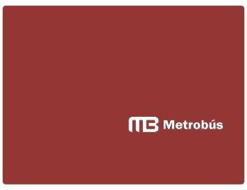 metodología para metrobús - Clean Air Institute