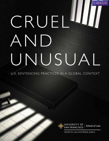U.S. Sentencing Practices in a Global Context - The Campaign for ...