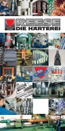 ISO 9001 · EN 29001 - Härterei Reese Bochum GmbH