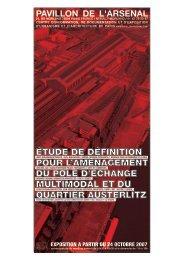 Format PDF - 3642Ko - Pavillon de l'Arsenal