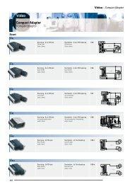 Compact Adapter Kompaktadapter - Wisat