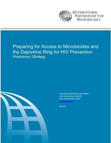 document - International Partnership For Microbicides