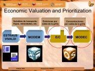 Economic Valuation and Prioritization - Clean Air Institute