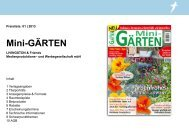 Mini-Gärten - hetsch-media-service.com