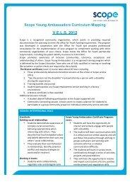 V.E.L.S. 2012 (PDF 93 KB) - Scope