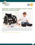 Download a PDF of the report here - United Cerebral Palsy - Page 2